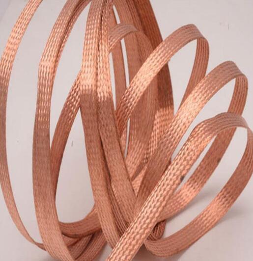 南明铜编织带软连接